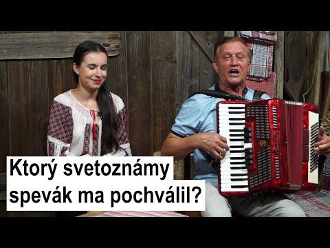 FOLKLÓR NA ZEMPLÍNE - Boris Januch