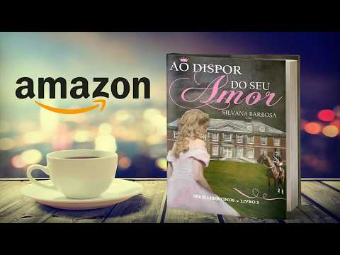 Book Trailer do livro Ao Dispor do Seu Amor