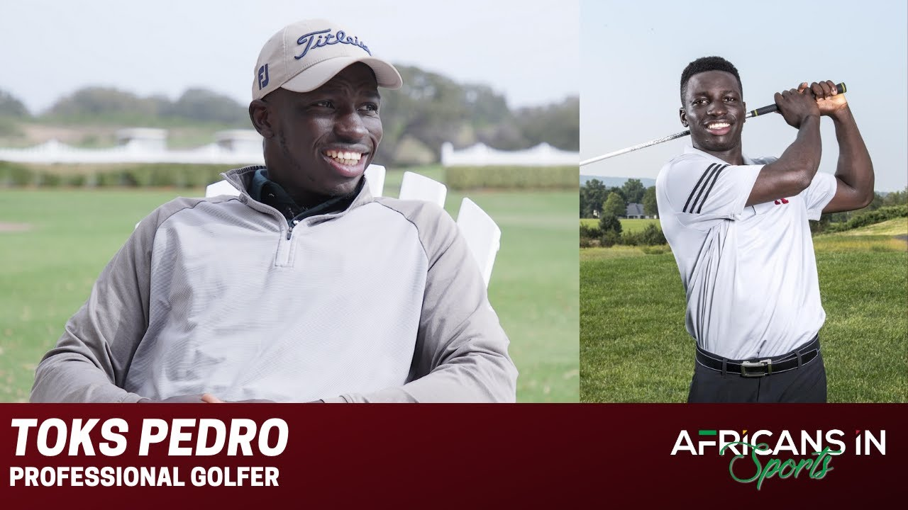 Toks Pedro  | Nigerian Roots, Pioneering the Game of Golf in West Africa, and Following Your Dreams