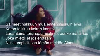 Kaunis Koti (lyrics) Sanni