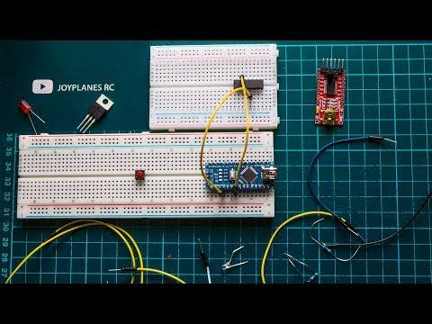 Cómo usar una protoboard   Electrónica básica.
