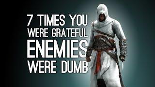 7 Times You Were Grateful Enemies Were Dumb