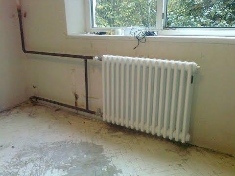 Кто должен оплачивать замену батареи отопления в квартире