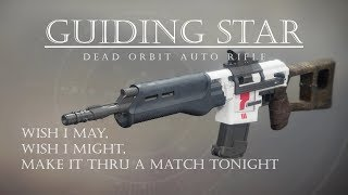 Destiny 2 - Guiding Star - Always Dead Orbit Autos - PVP Gameplay Review
