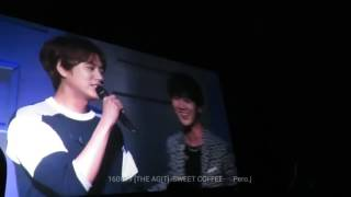 Kyuhyun and yesung your eyes