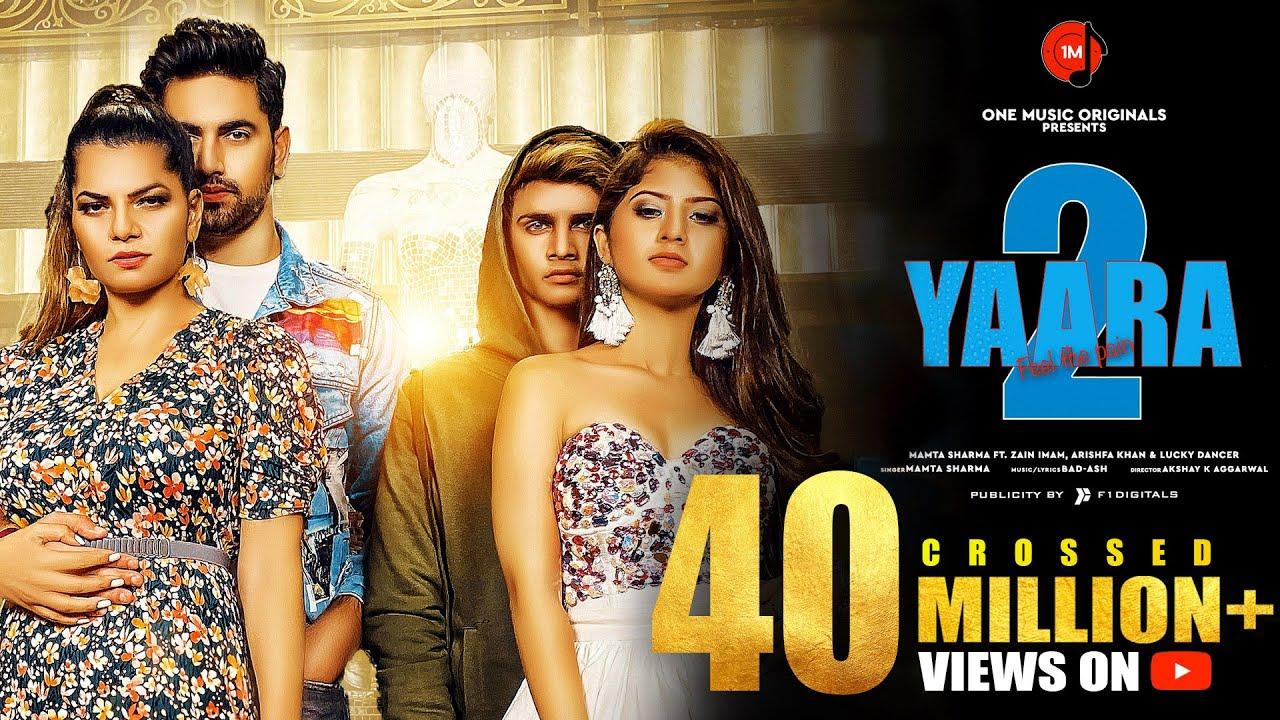 Yaara 2 - Mamta Sharma Lyrics In Hindi