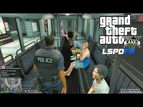 DOWNLOAD: GTA 5 LSPDFR - How to Prisoner Transport Mp4, 3Gp
