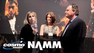 Fender Dealer Auction Night (with Phyllis Fender, Abigail Ybarra & More!) - Cosmo Music At NAMM 2012