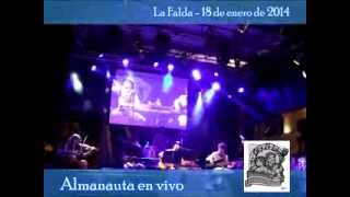 preview picture of video 'Almanauta en vivo - La Falda - Enero de 2014'