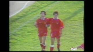 Albacete 3 - Sevilla 4. Temp. 92/93. Jor. 1.