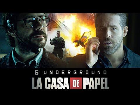 6 Underground (Clip 'La Casa de Papel')