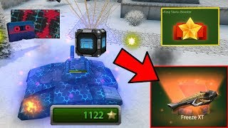 Tanki Online - Epic Gold Box Montage #36 Most Luckiest Container?! Tанки Онлайн