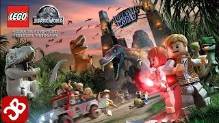 LEGO® Jurassic World™ (By Warner Bros) - iOS/Android - Gameplay Video