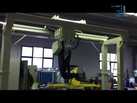 Робот за лакиране на столове,маси,мебели,детайли