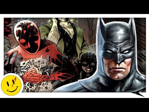 Синдикат Жертв: Кому Бэтмен сломал жизни? (DC Rebirth)