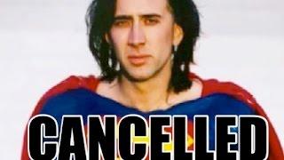 CANCELLED SUPERHERO MOVIES #2