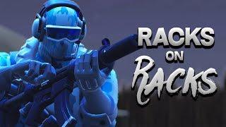 """""""RACKS ON RACKS"""" - Fortnite Montage (Lil Pump)"""