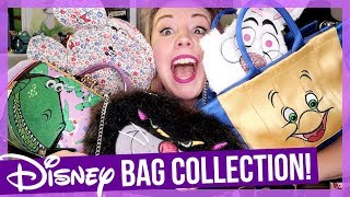 EPIC Disney Purse Collection!! 20+ BAGS!!!