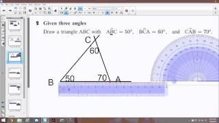 Investigation Congruent Triangles