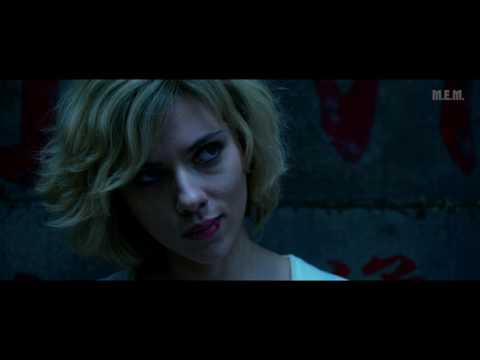 Lucy (2014) - Brain Usage 10-20% - Cool/Epic Scenes [1080p]