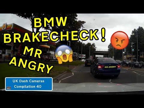 UK Dash Cameras - Compilation 40 - 2019 Bad Drivers, Crashes + Close Calls