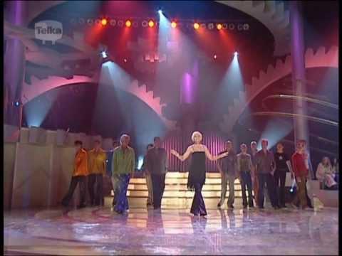 Silvestrovská směs písní ABBA