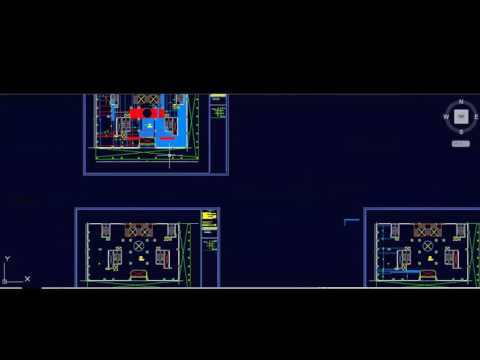 shop drawing and details of RFT for flat slab/x bottom