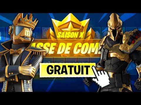 ON VOUS OFFRES DES PASSES DE COMBATS FT INOXTAG ! Fortnite Battle Royale