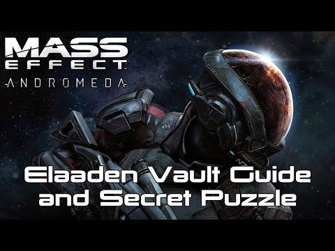 Steam Community Video Mass Effect Andromeda Elaaden Vault
