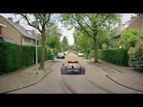 Formula 1 commercials very funny