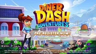 Diner Dash Adventures Trailer Debuts