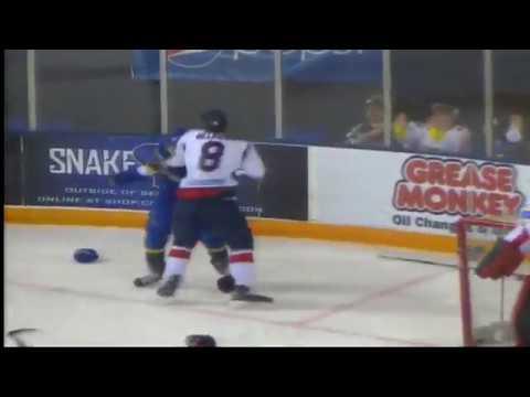 Vadim Guskov vs. Cory Melkert