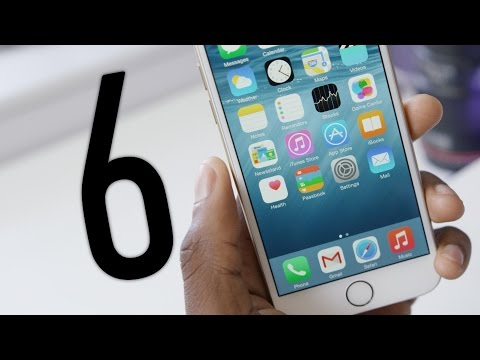 Apple iPhone 6 Review!