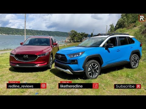 2019 Toyota RAV4 Vs 2019 Mazda CX-5 – Which One Is The BEST?