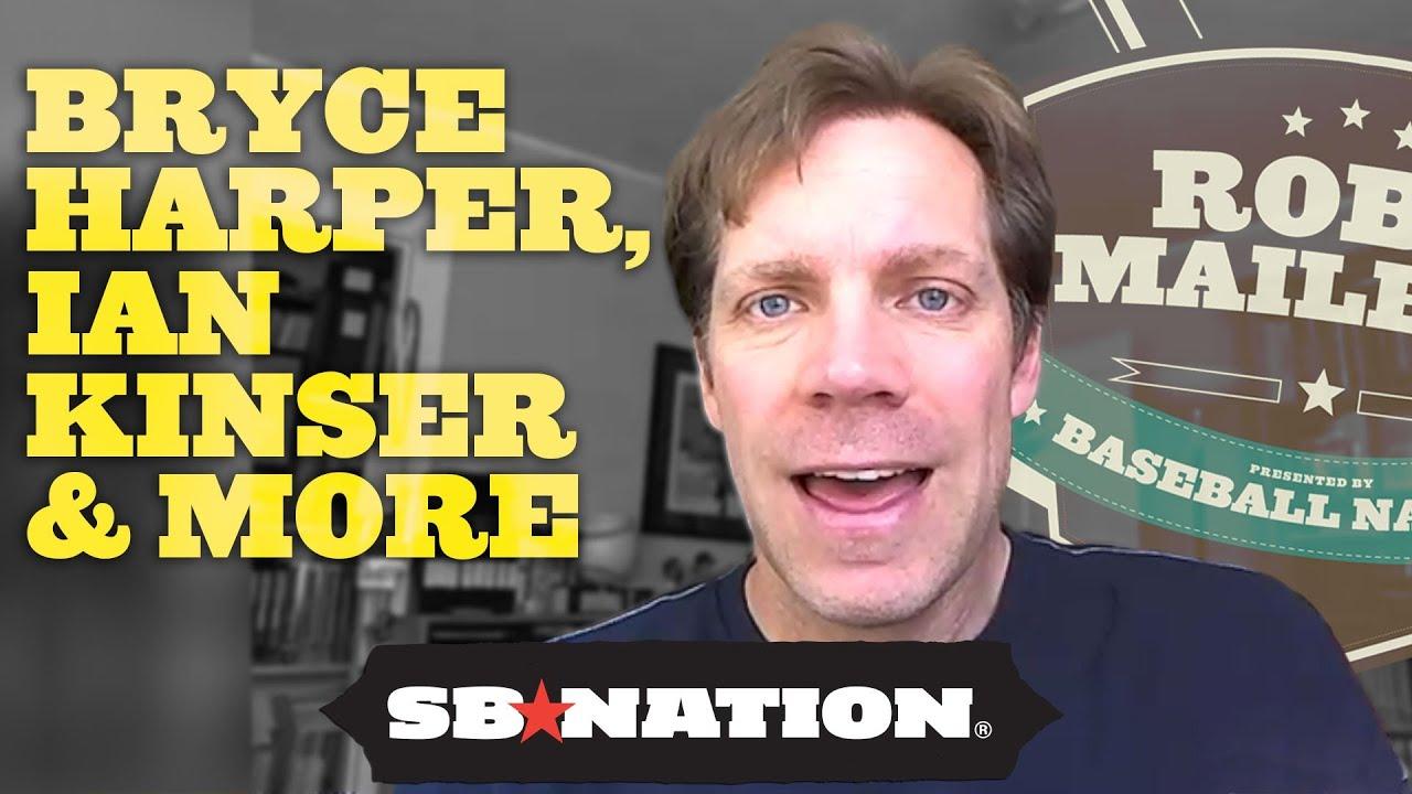 Bryce Harper, Ian Kinser & More - Rob's Mailbag, Ep. 1 thumbnail