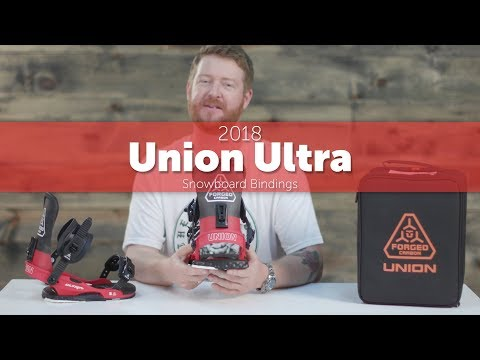 2018 Union Ultra Snowboard Bindings – Review