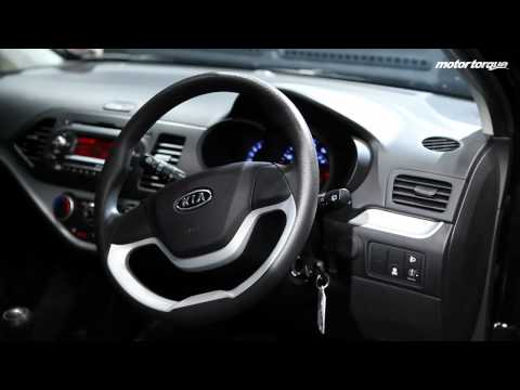 New Kia Picanto review 2012