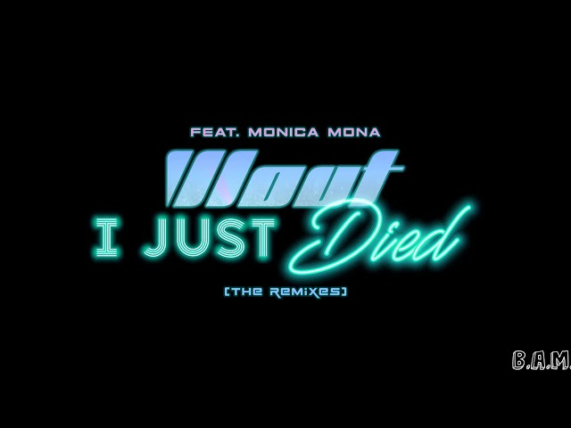DJ Wout feat. Monica Mona - I Just Died [Official]