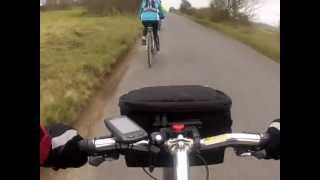 preview picture of video 'She Rides back from Devil's Dyke 10 March 2013'