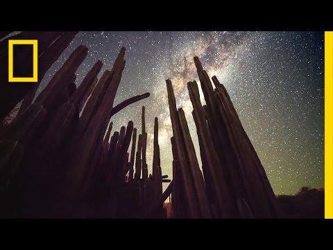Spellbinding Time-Lapses of an African Desert   Short Film Showcase thumbnail