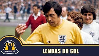 LENDAS DO GOL - GORDON BANKS