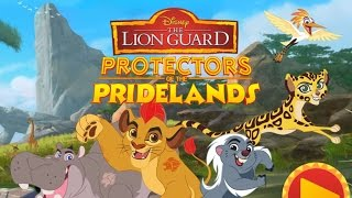 Protectors of the Pridelands - The Lion Guard FULL WALKTROUGH HD