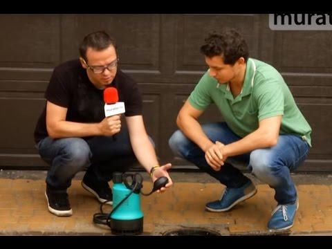 PORADNIK: Jak zabezpieczyć garaż i piwnicę przed zalaniem? Pompa Wilo-Drain TM. - zdjęcie