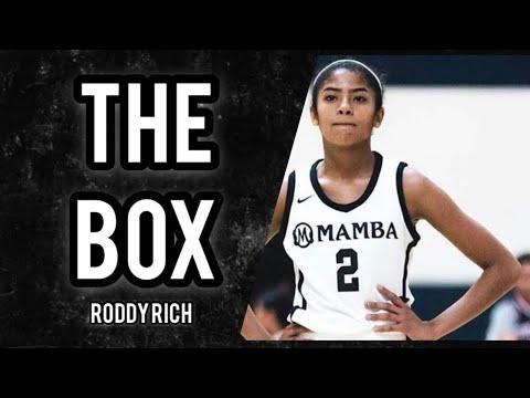 Gianna Bryant Mix~The Box (Roddy Rich)