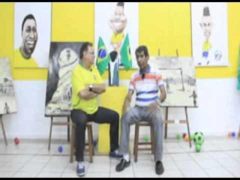 Walter Santos narra gol do Moto Clube no Maracanã - Gente de Opinião