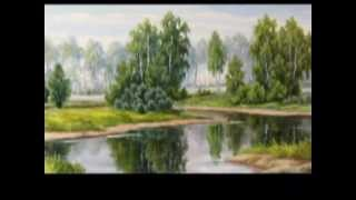 Air Charon.naTure painTings samarskaya