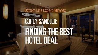 Finding the Best Hotel Deal