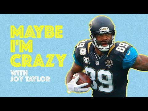 Marcedes Lewis Interview   Episode 29   MAYBE I'M CRAZY