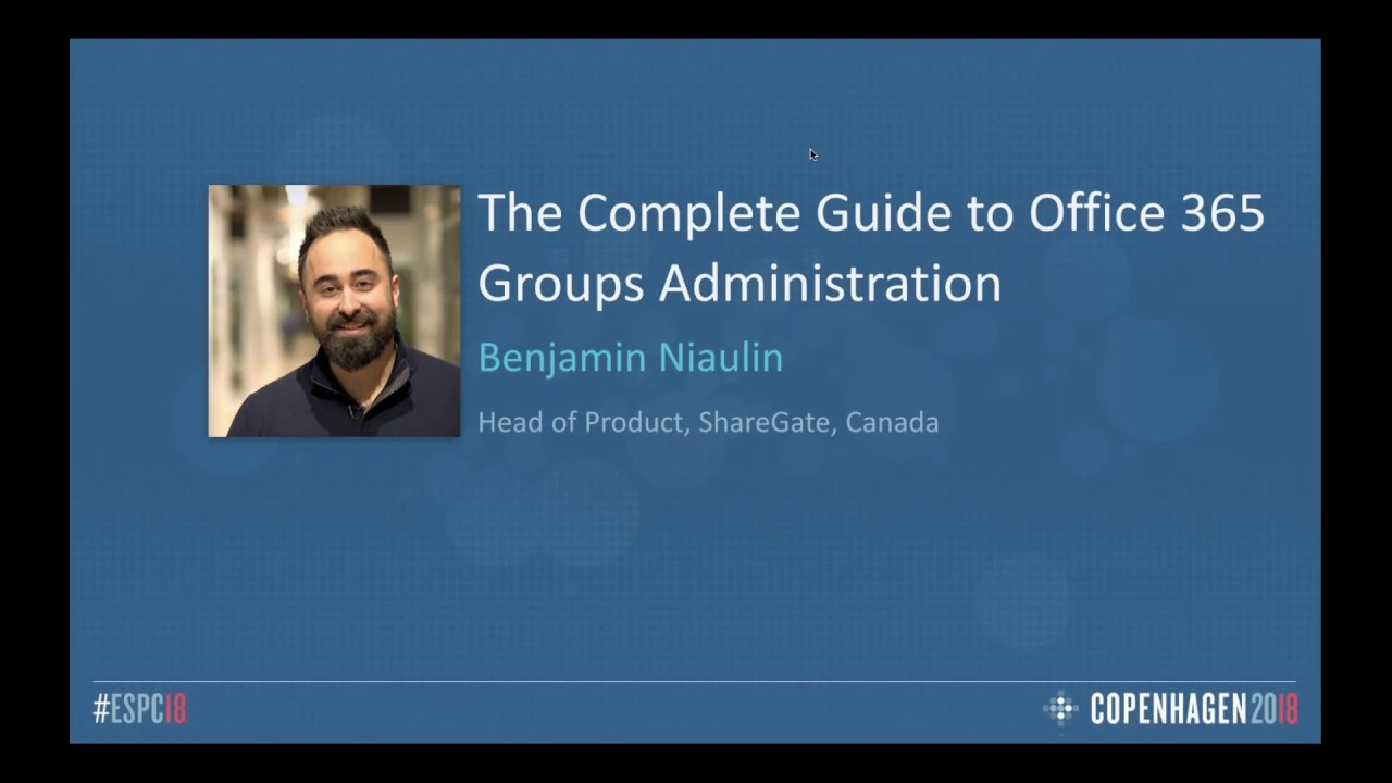 The Complete Guide to Office 365 Groups Administration
