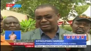 Visa vya  kipindupindu vyaripotiwa jijini Nairobi